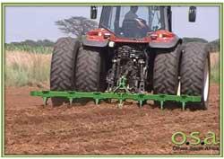 planting tracktor