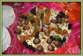 functions and events savoury platter